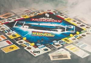 Back to the Future Monopoly - Sparge barierele timpului!