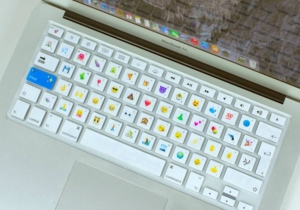 Emoji Keyboard Cover -