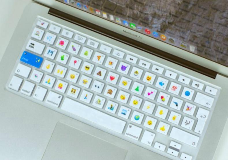 Emoji Keyboard Cover -   image