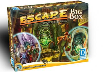Escape Big Box: The Curse of the Temple - Joaca de-a Indiana Jones