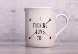 """Cana """"I f*cking love you"""" - Simplu, cu subiect si predicat!"""