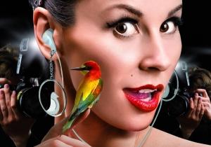 E-my Earphone Bijoux - Fii classy cand asculti muzica!