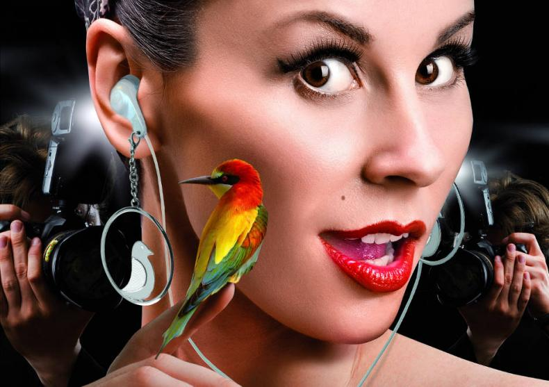 E-my Earphone Bijoux - Fii classy cand asculti muzica! image