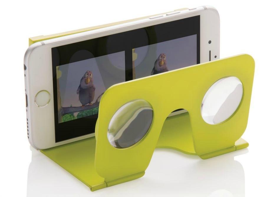 Mini ochelari VR - Lasa-te purtat de propria imaginatie!