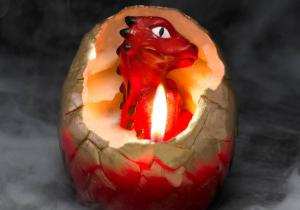 Ou de Dragon -- Esti tu mama (sau tata) dragonilor?