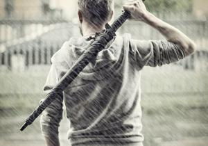 Resigilat Umbrela Samurai -- ploaia nu mai are nicio sansa!