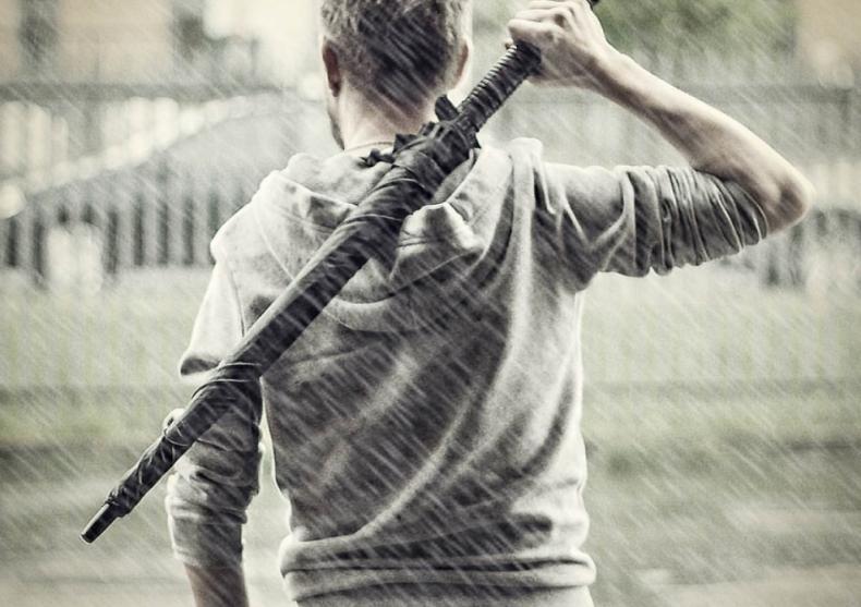 Resigilat Umbrela Samurai -- ploaia nu mai are nicio sansa! image