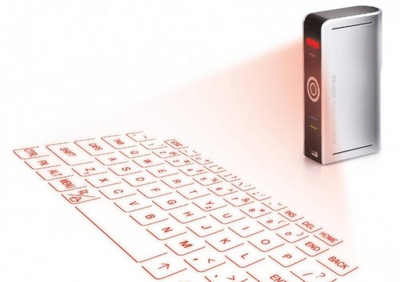 Resigilat: Tastatura Epic Laser image
