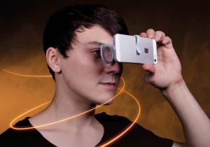 Immerse VR Clip --  Poarta intregul univers cu tine