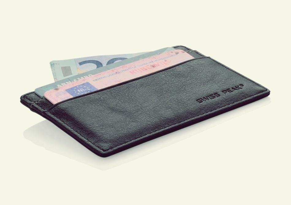 Cardholder RFID 2.0 -- Pazitorul tau impotriva furtului de bani/identitate