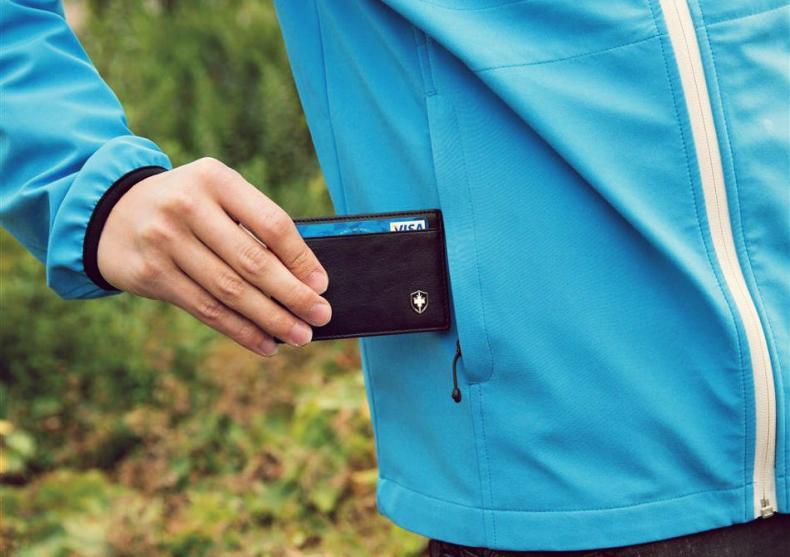 Cardholder RFID 2.0 -- Pazitorul tau impotriva furtului de bani/identitate image