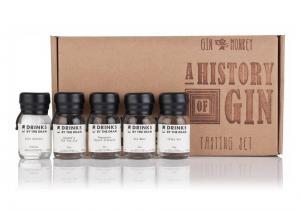 Gin Monkey -- set degustare istorica