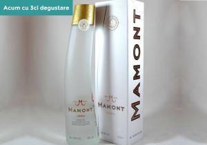 Mamont Vodka -- filtrata pe piatra siberiana