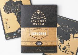 Jurnal de Aventuri -- O lista de parcurs pentru un suflet de aventurier