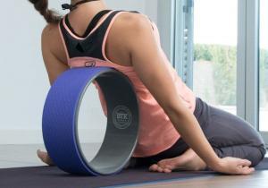 Roata de Yoga si Pilates --  Extensia corpului tau