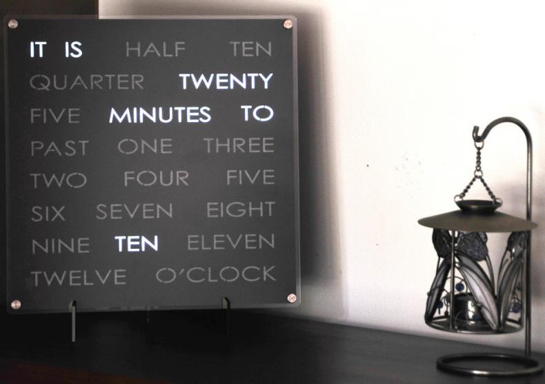 Cuvintele Timpului -- rosteste-mi cat e ceasul. image