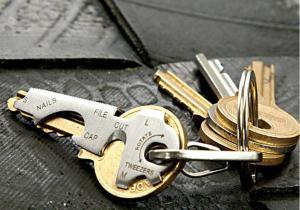 Resigilat: Breloc Keytool -- Setul tau complet de instrumente esentiale