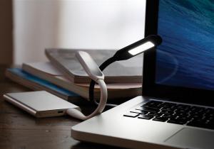 Lampa Flex USB -- Iti lumineaza serile