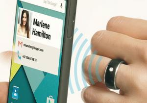 Smart Ring Nexo -- Magie in varful degetelor