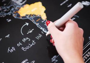 Harta Razuibila Chalk -- Razuieste, descopera, scrie