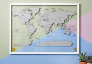 Harta Razuibila Transparenta -- Tine pasul cu visurile tale!