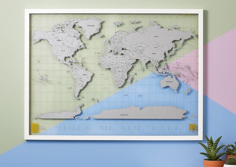 Harta Razuibila Transparenta -- Tine pasul cu visurile tale! image