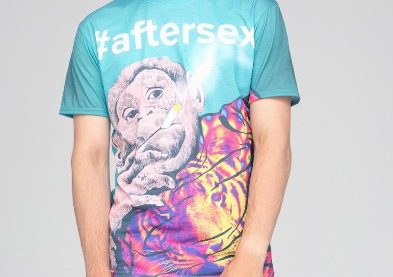Tricou Aftersex -- Maimuta atotstiutoare image