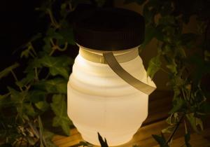 Lanterna Solara Pliabila -- Ilumineaza situatia
