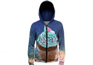 Hanorac Nebula Cupcake -- Manca-ti-as briosa...