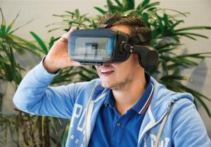 Ochelari VR Audio -- Mai mult decat un vizor 3D!