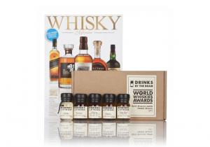World Whiskies Awards 2018 -- Set castigatori Overall Winners