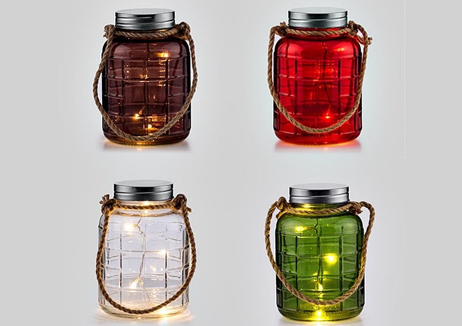 Fairy Jars -- Borcane fermecate luminose