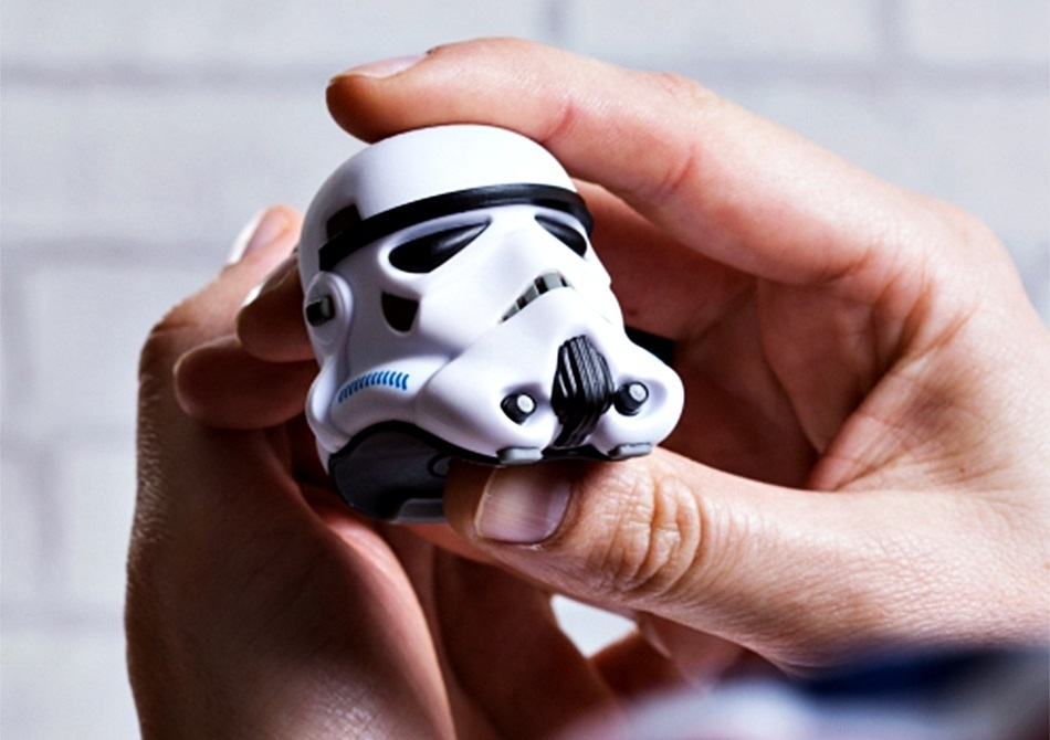 Boxa/Selfie Stormtrooper -- 3 in 1