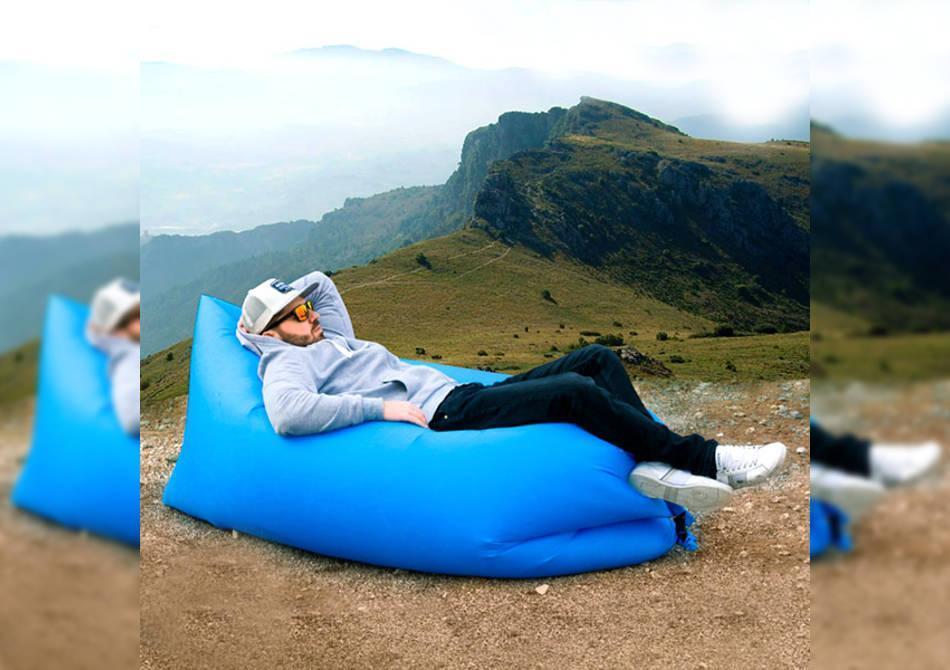 Lazy Lounger -- Prinde si tu putin aer