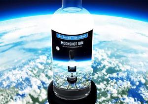 Moonshot gin -- Gusta din stratosfera