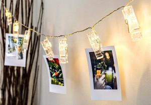 Sir lumini FotoClips -- Amintiri puternic agatate