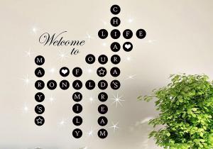 Swarovski sticker personalizabil -- decoratiunea ta personala