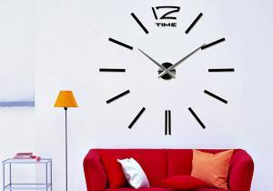 DIY Ceas urias perete -- Personalizeaza-ti timpul