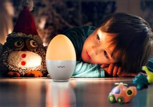 VAVA LED lamp -- Lumineaza somnul micutilor