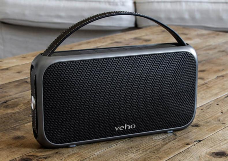 Boxa Veho M7 Retro -- Rezistenta la apa, bluetooth image