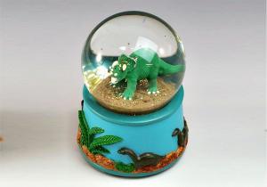 Glob de zapada Dino -- Doua obiecte magice in acelasi cadou