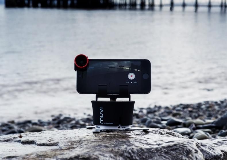 XL X-Lapse 360 -- Panorame si filme timelapse din doua miscari image