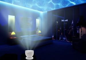 Proiector Ocean -- Marea in casa ta