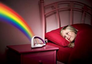 Rainbow in my room -- magia culorilor