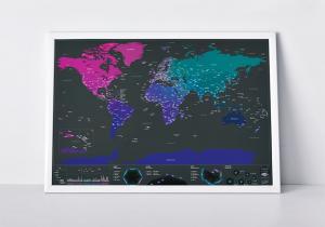 Harta razuibila a capitalelor -- Viziteaza-le pe toate