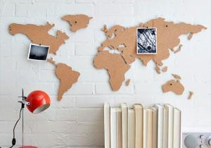 Harta de Pluta -- Amintiri afisate la locul cuvenit
