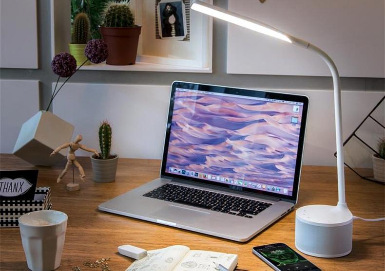 Lampa Multifunctionala 2.0 --boxa, lampa si port USB image