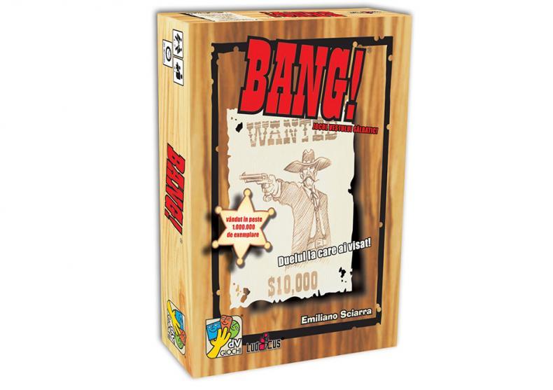 BANG! - Duelul la care ai visat! image