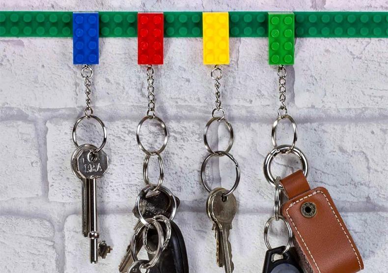 Key Bricks -- Organizeaza-ti cheile cu stil! image