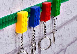Key Bricks -- Organizeaza-ti cheile cu stil!